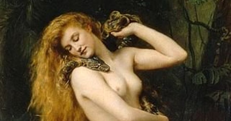 Adam eve lilith Who was